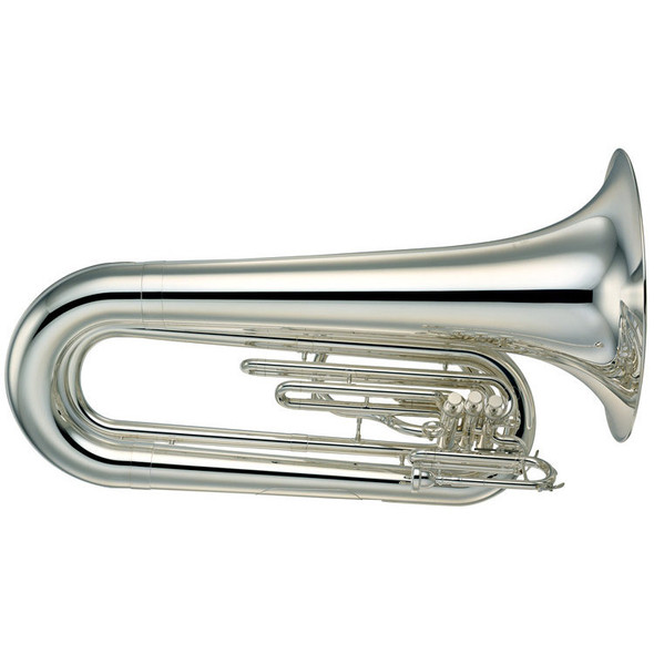 Yamaha Marching Only BBb Tuba w/case YBB-202MWC