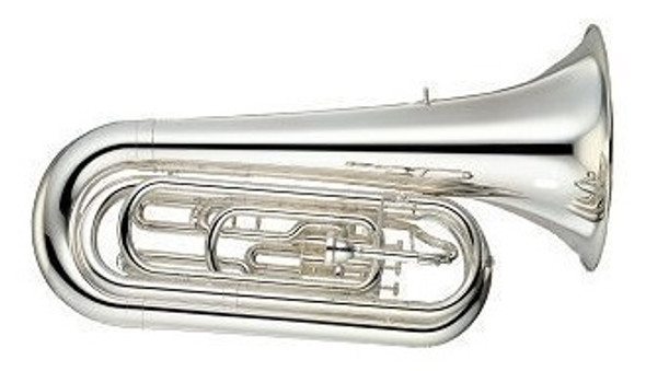 Yamaha Convertible Marching BBb Tuba /with case YBB-105MWC