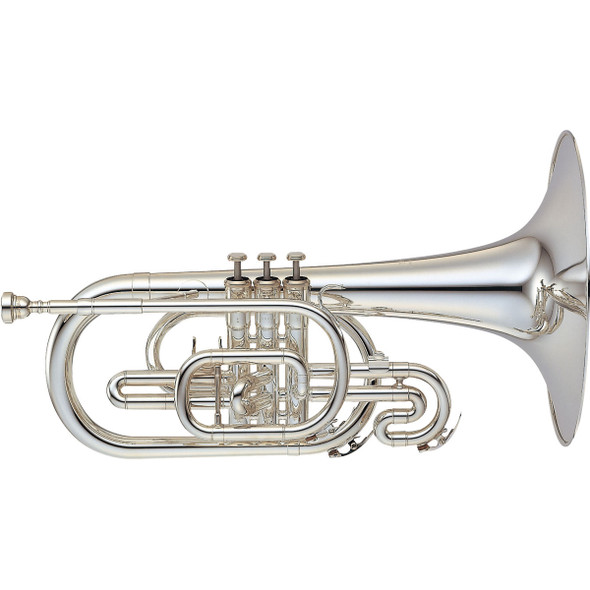 Yamaha Marching Mellophone, YMP-204M