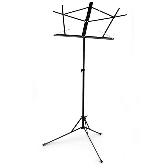 Nomad Lightweight EZ-Angle Music Stand - Black
