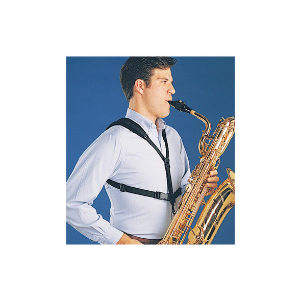 Neotech Soft Harness - Adjustable Saxophone Harness Swivel Hook