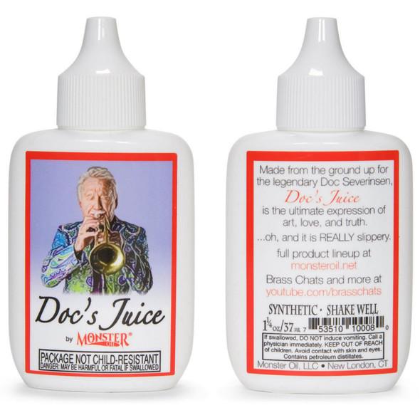 Monster Oil Doc's Juice Valve Oil