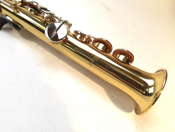Used Heimer Soprano Saxophone (SN: ISI561)