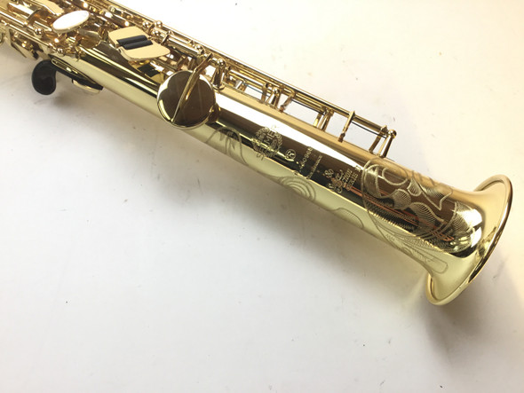 Used Selmer Series II Soprano Saxophone (SN: N.480965)