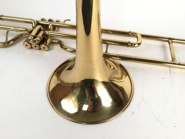Used Couesnon Bb Valve Trombone (SN: 82984)