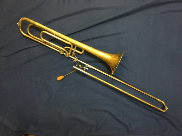 Used Alexander Contrabass Trombone (SN: 0435)