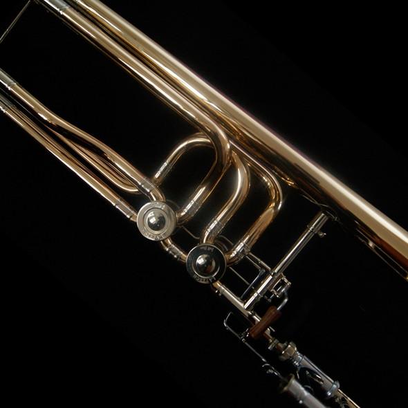 Latzsch SL-610 F/D(Eb)/Bb Contrabass Trombone