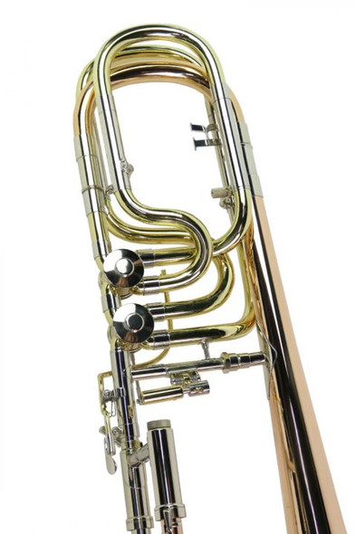 Rath R9 Bb/F/Gb Custom Bass Trombone with Independent Rotax Valves