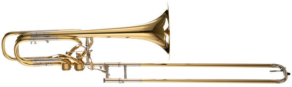 Rath R9 Bb/F/Gb Custom Bass Trombone with Independent Hagmann Valves