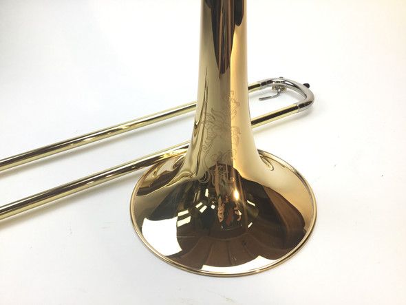 Demo Jupiter 1240RL-T Bb/F/Gb/D Bass Trombone (SN: N20091)