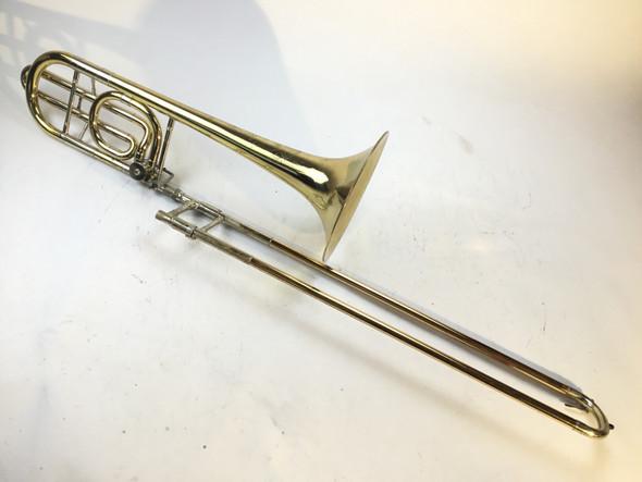 Used Conn 72H Bb/F Bass Trombone (SN: L36619)
