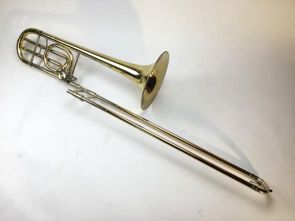 Used Conn Elkhart 72H Bb/F Bass Trombone (SN: 984469)