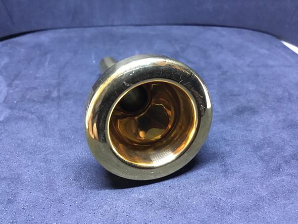 Used Schilke 51 Euro Shank Gold Plate Euphonium [702]