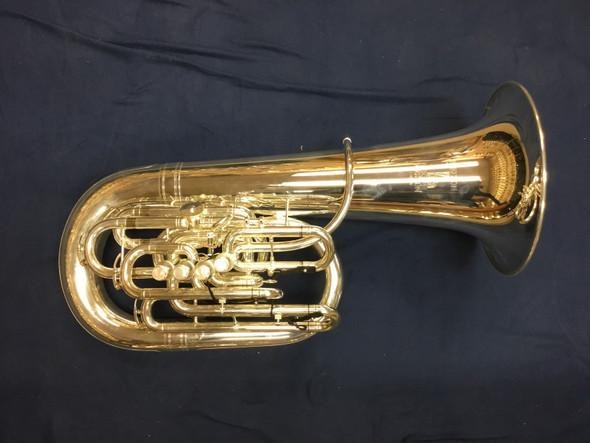 Used Meinl Weston 2182W-S F Tuba (SN: 011600)
