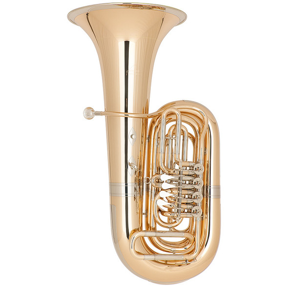 Miraphone BB187-4V Lacquer BBb Tuba