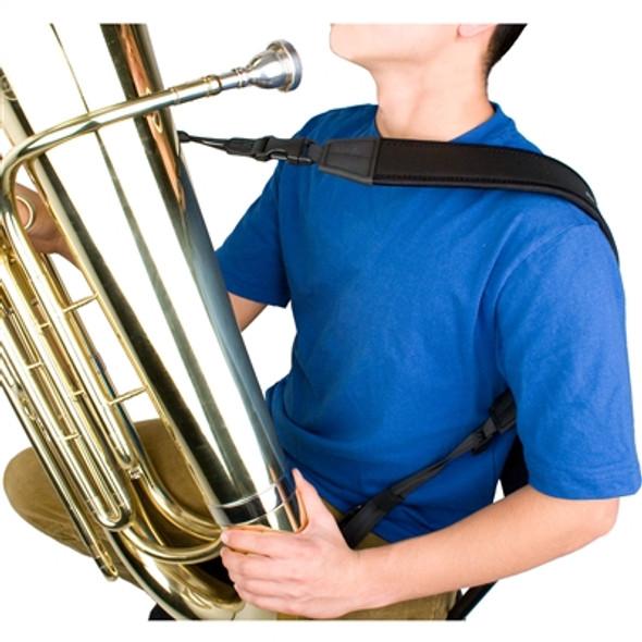 Protec Brass Sling Black