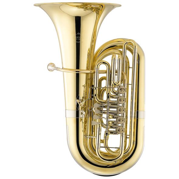 Miraphone Bruckner CC291-5V Lacquer CC Tuba