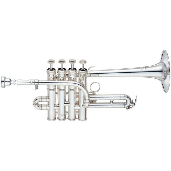 Yamaha Custom Piccolo Bb/A Trumpet, YTR-9835