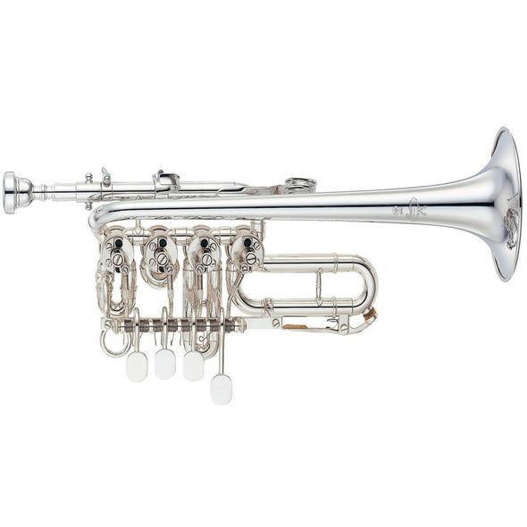 Yamaha Rotary Piccolo A/Bb Trumpet, YTR-988