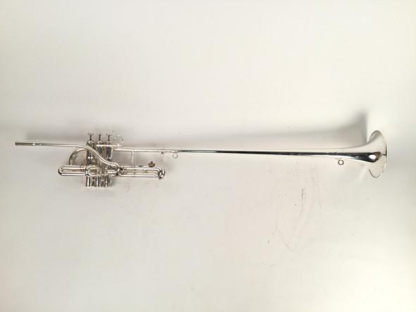 Used Lawler Bb Herald Trumpet (SN: H155)