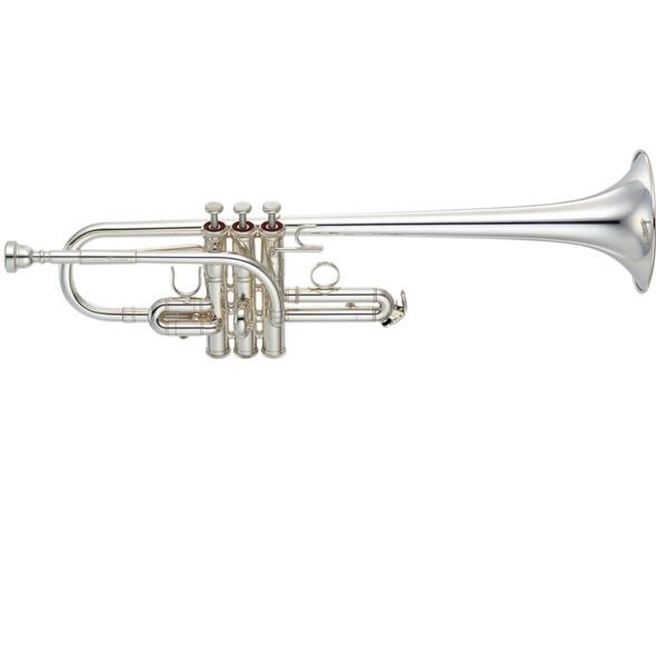 Yamaha Custom Eb/D Trumpet, YTR-9610