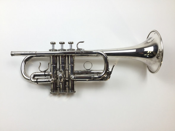 Used Yamaha YTR-910 Custom Eb ONLY Trumpet (SN: 00922)