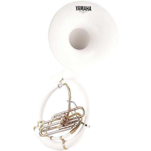 Yamaha Fiberglass Sousaphone, YSH-301