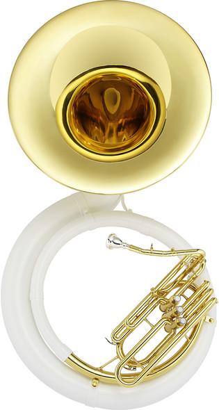 Jupiter JSP1010 BBb Fiberglass Sousaphone