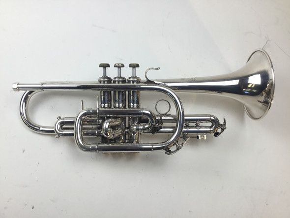 Used Bach 181 Bb Cornet (SN: 116851)