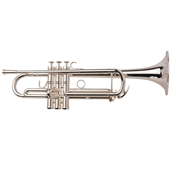 Adams Trumpet Prologue Series, Silver Plated