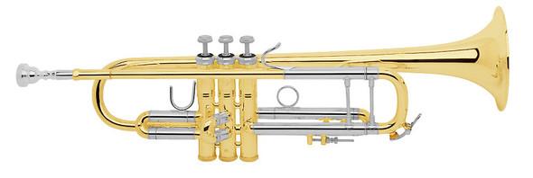 Bach Model 18072 Bb Trumpet
