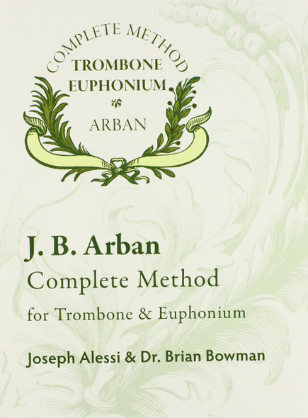 Arban Complete Method for Trombone & Euphonium