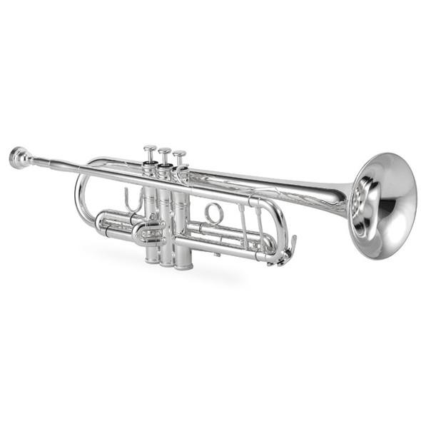Jupiter 1604S Silver Plated Trumpet
