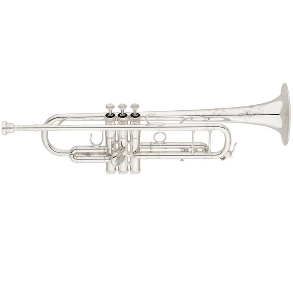 S.E. Shires Model AWH Bb Trumpet