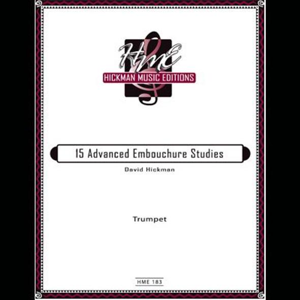 15 Advanced Embouchure Studies ( Hickman )