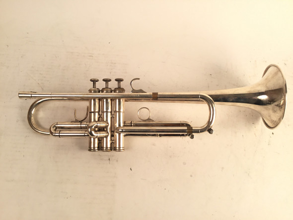Used Callet Superchops Bb Trumpet (SN: 7007)