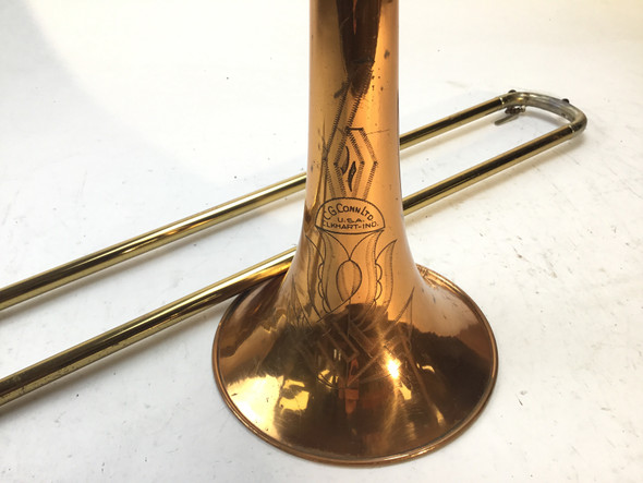 Used Conn 12H Bb Tenor Trombone (SN: 336309)