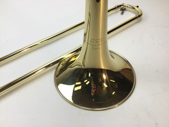 Used Courtois AC420TMB Bb Tenor Trombone (SN: 31120)