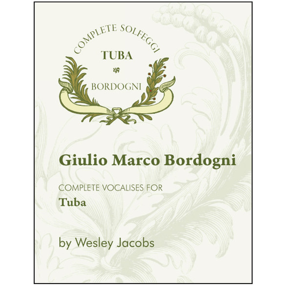 Bordogni Solfeggi for Tuba