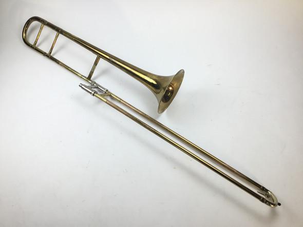 Used Conn 4H Bb Tenor Trombone (SN: 406207)