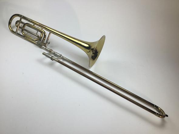 Used Bach 42B Bb/F Tenor Trombone (SN: 39517)