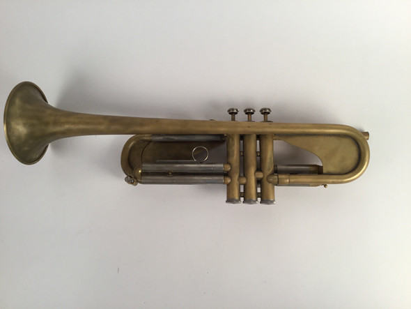 Used Blessing B-125 Student Bb Trumpet (SN: 456242)