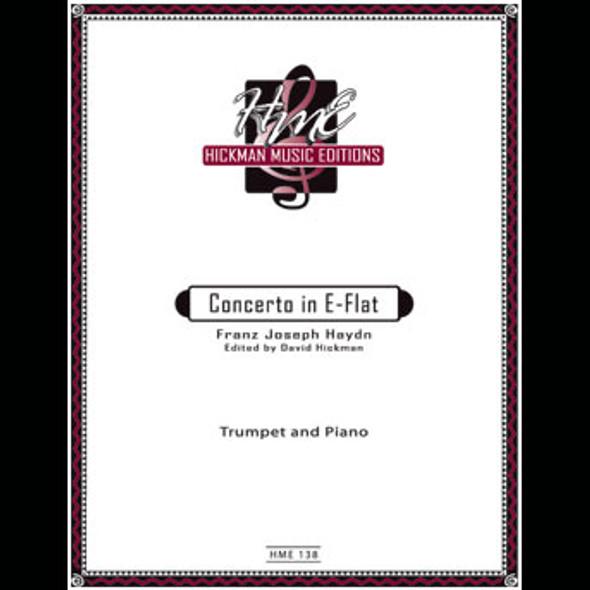 Concerto in E-flat, Franz Joseph Haydn ( Hickman )