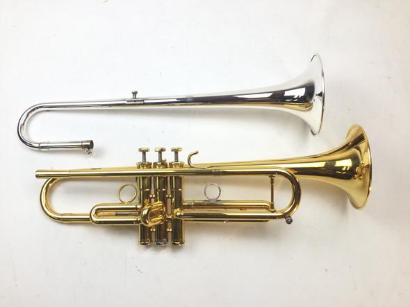 Used Schilke S42L-Faddis Bb Trumpet (SN: 56715)