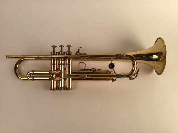 Used Courtois Al Hirt Model Bb Trumpet (SN: 52740)