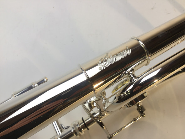 Used Stomvi Titán Bellflex One Screw Bb/F Tenor Trombone (SN: 42649)