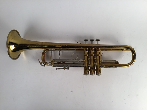 Used Bach 37 Bb Trumpet (SN: 160006)
