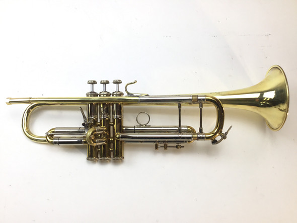 Used Bach 25 Bb Trumpet (SN: 98896)