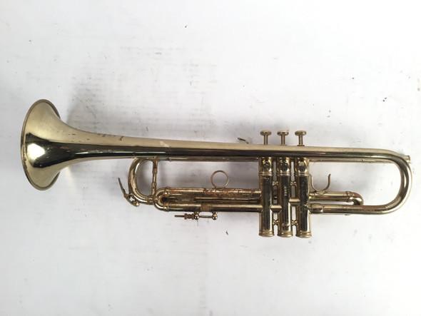 Used Burbank Benge 3X Bb Trumpet (SN: 7567)