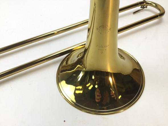 Used Selmer Bolero Bb Tenor Trombone (SN: 4376)